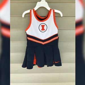 Nike Illini Cheer Dress